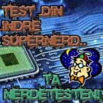 Er du en nerd? Ta nerdetesten!